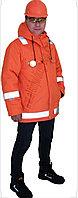 Куртка зимняя огнеупорная антистатическая GS, фото 1