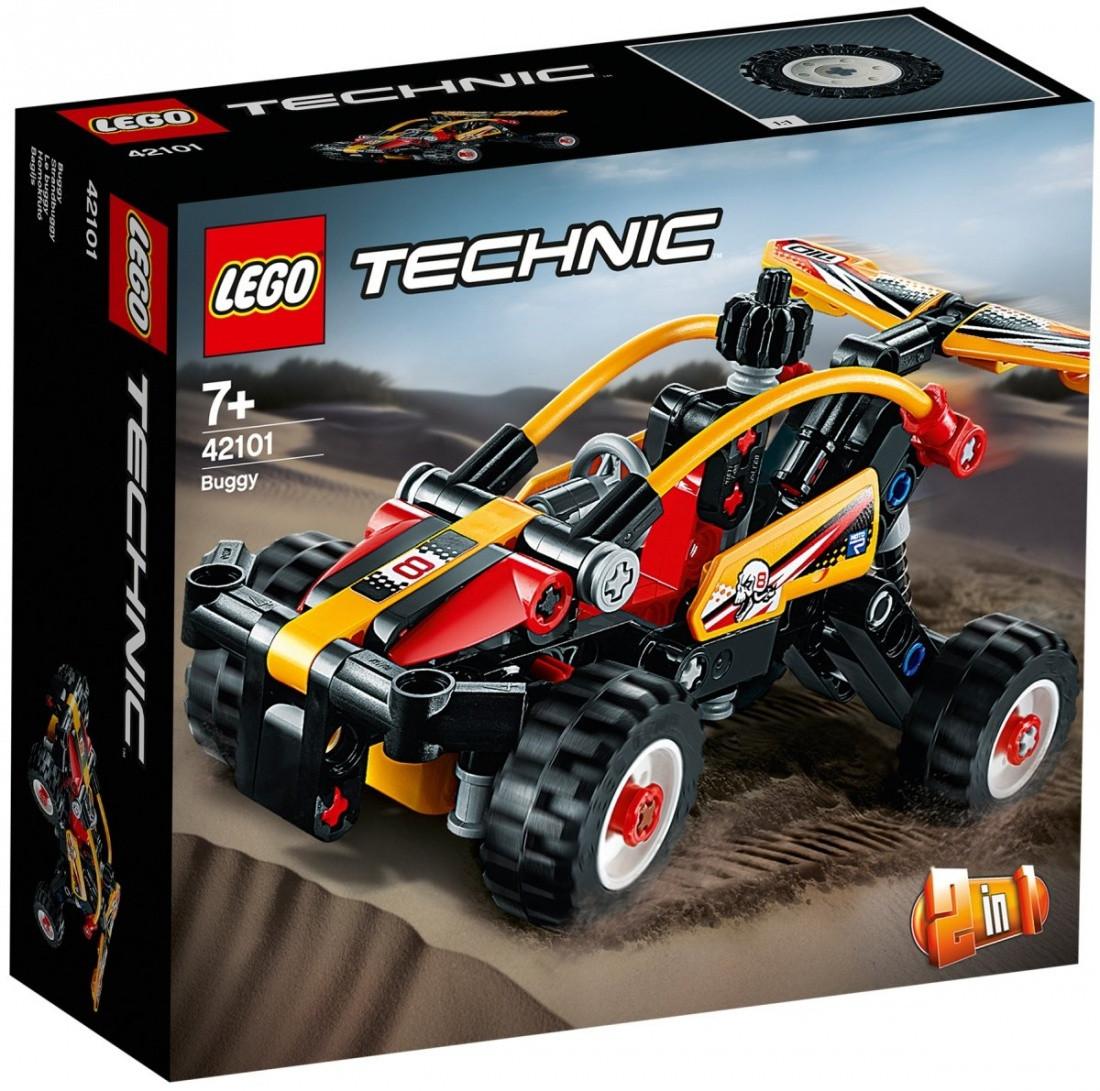 42101 Lego Technic Багги, Лего Техник