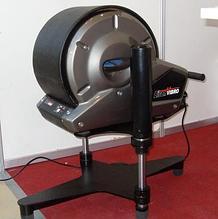 Тренажер для растяжки мышц ног и связок. БМС тренажер Бизон-ВИБРО.