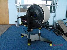 Тренажер для растяжки мышц ног и связок. БМС тренажер Бизон-ВИБРО., фото 2