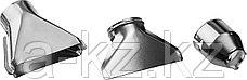 Фен технический (строительный), ЗУБР ФТ-2000, насадки 3 шт, 2 режима: 350град/ 350л/мин, коробка, 2000Вт, фото 3