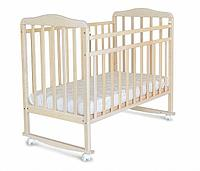 Кроватка МИТЕНЬКА 160115 береза (СКВ Компани, Россия)