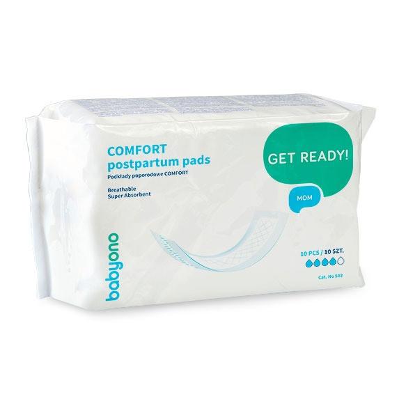 Прокладки послеродовые Comfort BabyOno