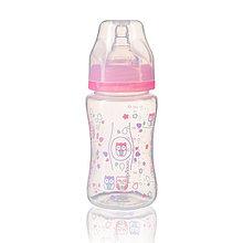 Антиколиковая бутылка с широким горлышком BabyOno 240 ml