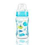 Антиколиковая бутылка с широким горлышком BabyOno 240 ml, фото 2