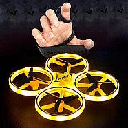 Дрон Firefly. С датчиком на руку. Квадракоптер, фото 3