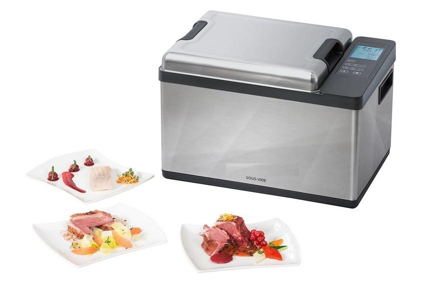 Устройство для приготовления методом Су Вид Gemlux GL-SV200