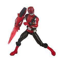 Hasbro Могучие рейнджеры. Фигурка Красный Рейнджер с боевым ключом (15 см)