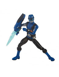 Hasbro Могучие рейнджеры. Фигурка Синий Рейнджер с боевым ключом (15 см)