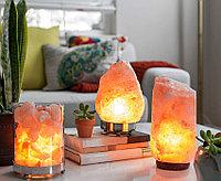 Полезные свойства солевых ламп для взрослых
