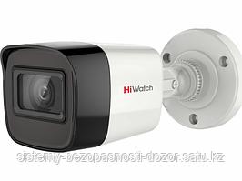 Цилиндрическая HD-TVI видеокамера HiWatch DS-T500A