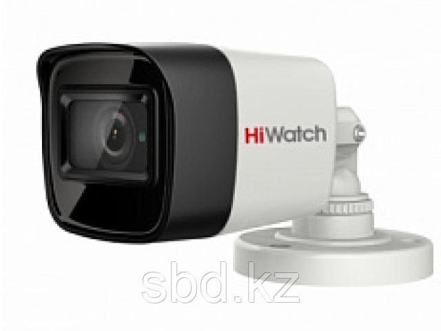 Цилиндрическая HD-TVI видеокамера HiWatch DS-T800