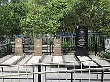 Укладка тротуарной плитке на могиле - благоустройство захоронений, фото 3
