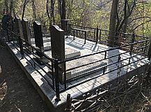 Тротуарная плитка на могилу, благоустройство мест захоронения, фото 3