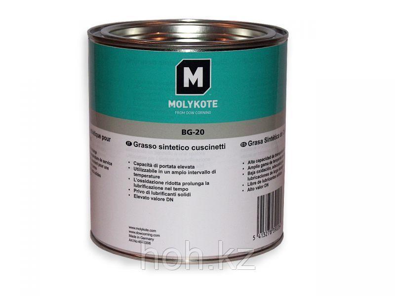Molykote BG-20 Пластичная смазка EP-2-3