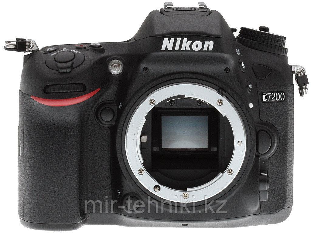 Фотоаппарат Nikon D7200 Body + Батарейный блок