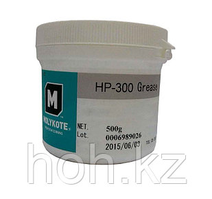 Molykote HP-300 Пластичная смазка с пищевым допуском NSF H1 (ПТФЭ)