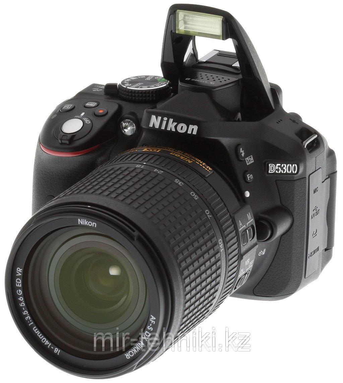 Фотоаппарат Nikon D5300 Kit 18-140 VR + Батарейный блок