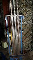 Трос для лифта 8*19S-FC.от Ф-6мм до 12мм
