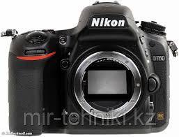 Фотоаппарат Nikon D750 Body  с WI-FI + Батарейный блок