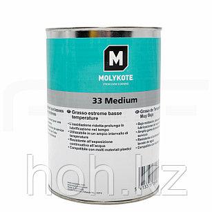 Molykote 33 Medium термостойкая силиконовая смазка