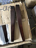 Ножка мебельная, деревянная с изгибом. 35 см
