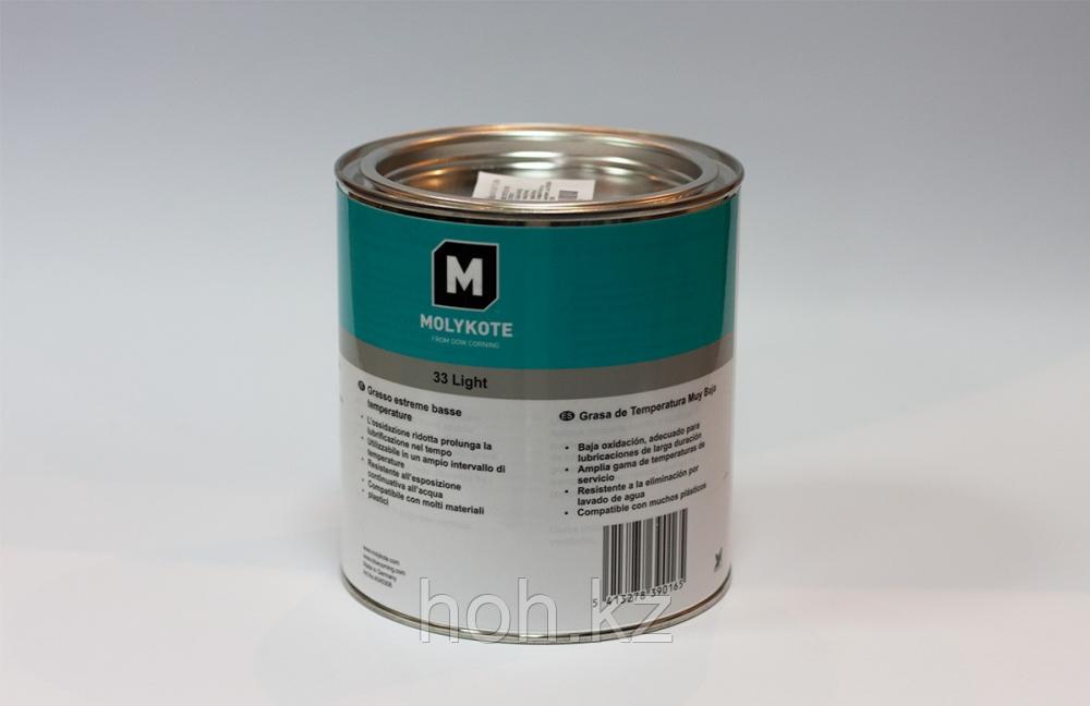Molykote 33 Light Силиконовая смазка