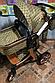 Детская коляска-трансформер 2в1 Aimile Louis Vuitton и Gucci, фото 6
