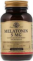 Мелатонин Солгар, 5 МГ 120 капсул