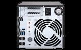 """QNAP TS-473-4G Сетевой RAID-накопитель, 4 отсека 3,5""""/2,5"""", 2 слота M.2 SSD. AMD RX-421ND 2,1 ГГц (до 3,4 ГГц), фото 2"""