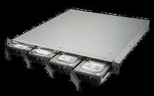 """QNAP TS-463XU-RP-4G Сетевой RAID-накопитель, 4 отсека 3,5""""/2,5"""", 1 порт 10 GbE BASE-T, стоечное исполнение"""