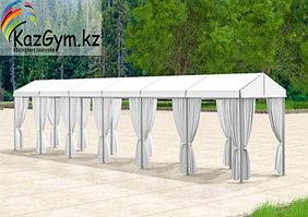 Классические двухскатные алюминиевые шатры 3х6м (Любые размеры!!!)