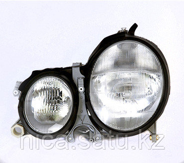 Фара MERCEDES W210 98-02 пневмокорректор