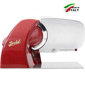 Электрический ломтерезка - слайсер для нарезки Berkel Home Line 200, цвет красный (Италия)