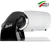 Электрический слайсер - ломтерезка для нарезки Berkel Home Line 200, цвет черный