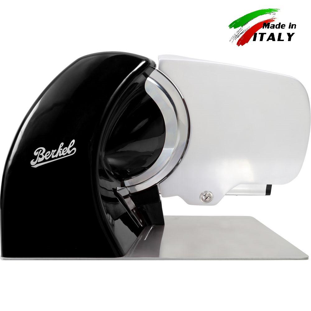 Электрическая ломтерезка - слайсер для нарезки Berkel Home Line 250, цвет черный