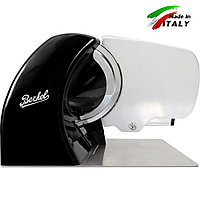 Электрическая ломтерезка - слайсер для нарезки Berkel Home Line 250, цвет черный, фото 1