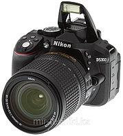 Фотоаппарат Nikon D5300 Kit 18-140 VR + Батарейный блок, фото 1