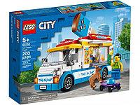 60253 Lego City Грузовик мороженщика, Лего Город Сити