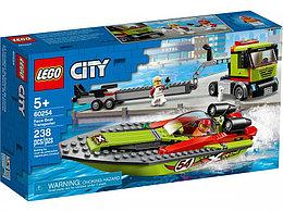 60254 Lego City Транспортировщик скоростных катеров, Лего Город Сити