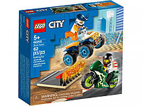 60255 Lego City Команда каскадёров, Лего Город Сити