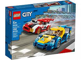 60256 Lego City Гоночные автомобили, Лего Город Сити