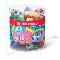 """Точилка пластиковая Erich Krause """"Joy"""", 1 отверстие., фото 6"""