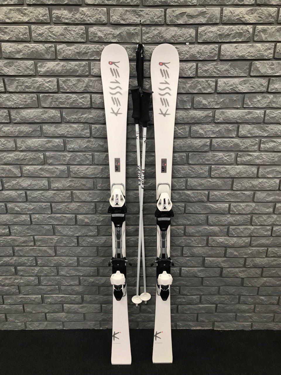 Горные лыжи - KESSLER Pandora-S 155