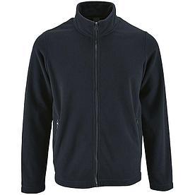 Флисовая Кофта Sols Norman XL, темно-синяя