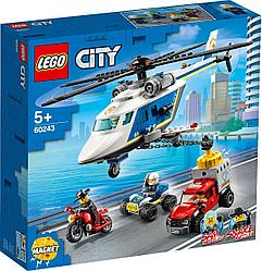 60243 Lego City Погоня на полицейском вертолёте, Лего Город Сити