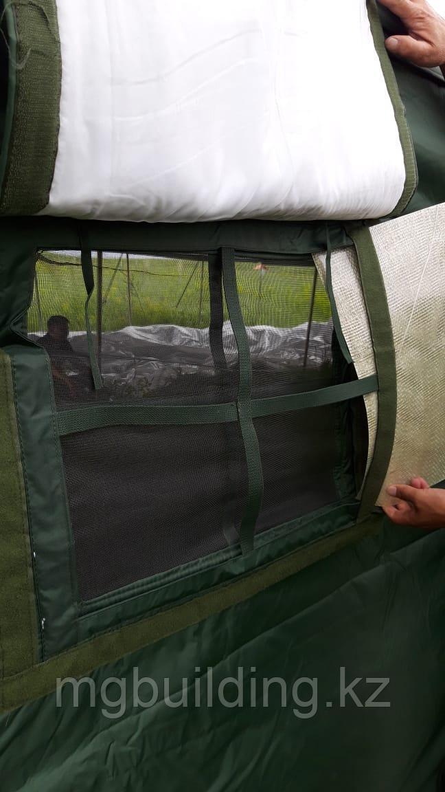 Палатки армейские зимние