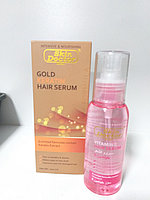 Золотая сыворотка для волос, с кератином,100 мл,Skin Doctor,Gold Keratin Hair Serum, фото 1