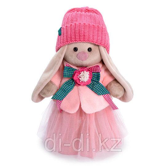 Мягкая игрушка Зайка Ми Облако Роз 32 см коллекция Модная История