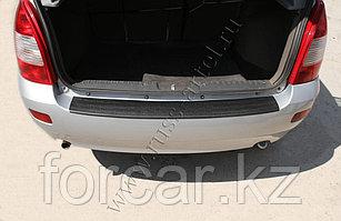 Накладка на задний бампер Lada ВАЗ-1117 Kalina Universal 2004-